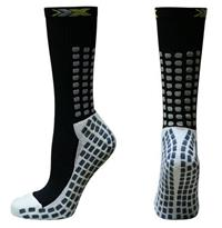 Non Slip Sock-Black