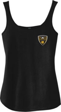 Harris County Women's Tank-Black