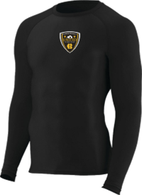 Hyperform Compression Shirt LS- Black