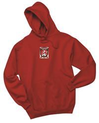 WSC Hoody- red
